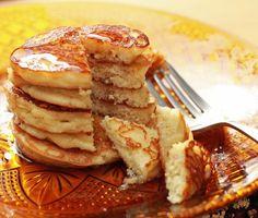 Keto Almond Flour Pancakes or cream cheese http://www.ibreatheimhungry.com/2012/01/cream-cheese-pancakes.html