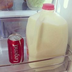 Legend-dairy. This person: Milkin' it for all it's worth. | 21 Visual Puns You Need To See To Appreciate