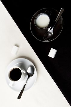 Black & White... nothing really is... www.thecoffeebouquets.com