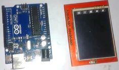 Arduino and TFT-LCD