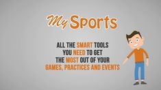 My Sports - Start your active life in 2017 with Mysports App. Get early access now  https://www.youtube.com/watch?v=83cDy2nqJv8 #sports #gym