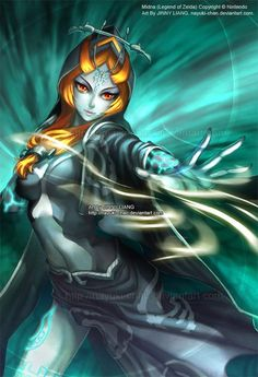 Twilight Princess: Walking Between Worlds - Princess Seeking to Correct Wrong - Inflicted by People. (3-5-3 Word)