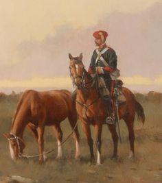 Artillería Carlista 1880