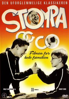 Stompa & Co (1962) Foreign Movies, Norway, Cinema, World, Movie Posters, Movies, Cinematography, Film Poster, Movie
