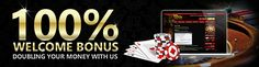 Get 100% welcome bonus during playing online casino games at http://www.12win.co/promotions/