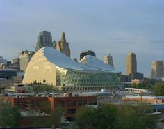 Kansas City's Kauffman Center for the Performing Arts.