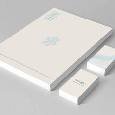 Branding & Print Design Neroli Holistic Healing http://ift.tt/1P4M6cf #design #graphicdesign #webdesigner #design