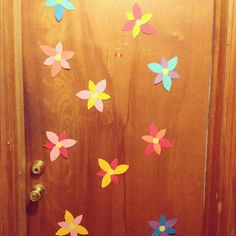 Miss Mel + Miss Heather: DIY: May Flowers!