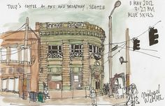 Tully's Coffee by steelforest, via Flickr