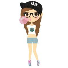 muñecas hipster tumblr - Buscar con Google
