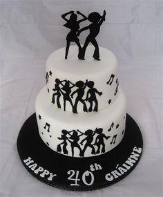 Disco cake …