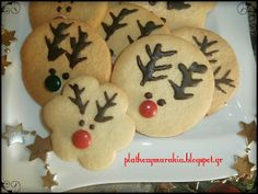 Greek Cookies, Allrecipes, Gingerbread Cookies, Cooking, Desserts, Blog, Cocktails, Gingerbread Cupcakes, Kitchen