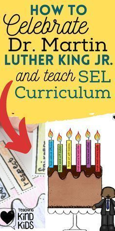 Coffee and Carpool shares how to celebrate and honor Dr. Martin Luther King, Jr. and his birthday with this SEL Curriculum perfect for Jan with this Birthday Wish for Martin. Check out this activity to have fun and learn. Kindness Activities, Activities For Kids, Educational Activities, Kindness Challenge, Martin Luther King, Birthday Wishes, School Readiness, Curriculum, Teaching Kids