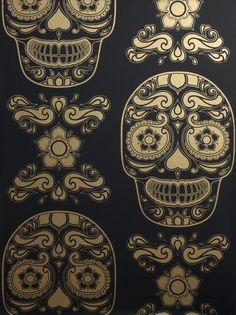 Sugar Skull Art Wallpaper   cool day of the dead   sugar skull wallpaper   body art