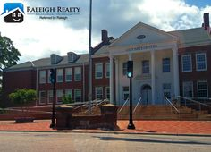 Downtown Cary, North Carolina Arts Center by Raleigh Realty. Raleigh Cary Real Estate from a LOCAL Real Estate company.
