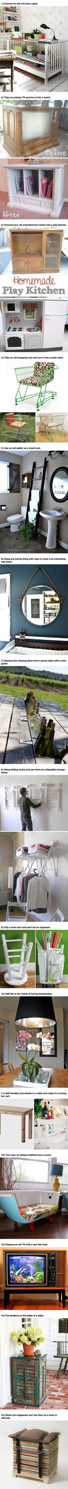 15 Tricks To Make Your Furniture Look Better. - 9GAG