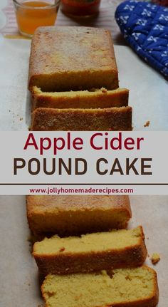 Healthy Desserts, Delicious Desserts, Yummy Food, Vegetarian Desserts, Apple Recipes, Holiday Recipes, Pound Cake Recipes, Desert Recipes, Recipe Using