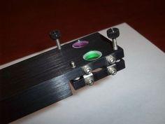 "Lexel:   2-Axis Adjustable Optical Laser Mirror Mount  (holds Qty2  1/2"" optics) #LEXEL"