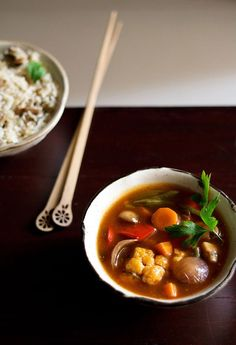 sweet and sour vegetables recipe, indo chinese sweet and sour vegetables