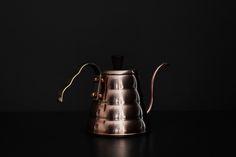 Vattenkanna Buono Drip Kettle i Koppar Drip Coffee, Kettle, Tableware, Teapot, Dinnerware, Hand Drip Coffee, Tablewares, Boiler, Place Settings
