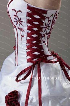 Gorgeous corset dress