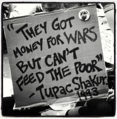 Tupac Shakur's words to consider, In Tupac's words are even more RELEVANT and powerful in the honest and simple words of truth by a complicated poet. 2pac, Tupac Shakur, Protest Signs, Protest Posters, Protest Art, Power To The People, Hipster Grunge, Indie Hipster, How To Get Money