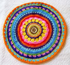 FREE SHIPPING Crochet Place Mat Table Center by IsabellasDesign, $23.00
