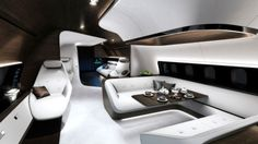 メルセデスが考える、これからのプライヴェートジェットと「未来の贅沢」 « WIRED.jp