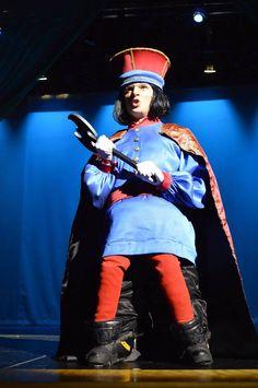 Lord Farquaard from Shrek the Musical