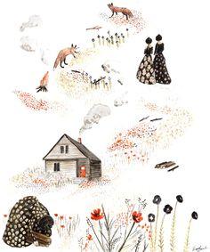 así es un poquito de mi infancia artist - sarah burwash