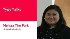 Tydy Talks | Melissa Tiro Park, Nike