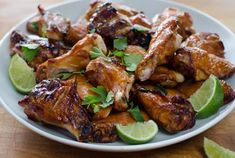 Paleo-friendly and gluten-free, these crispy smoked chicken wings are incredibly simple — just one ingredient. The flavor comes from the smoke and the crispiness comes from the grill. The smokiness infuses through the crispy skin and the meat, and the wings stay juicy inside. It's a little bit of a process, but the results are worth it. Click here to see 24 Chicken Wing Recipes for Fall