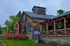 Old Mill restaurant. One of my favorite places to eat in Old Forge.
