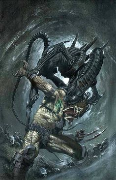 AVP  Auction your comics on http://www.comicbazaar.co.uk