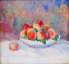 Pierre-Auguste Renoir Pêches                                                                                                                                                      Más