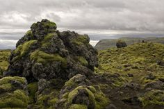 The many faces of Iceland's countryside