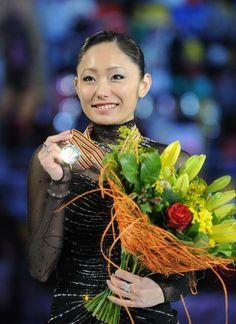 Miki Ando(JAPAN) 2011 Moscow World Figure Skating Championships