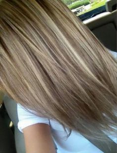 Great cool tone blonde color.