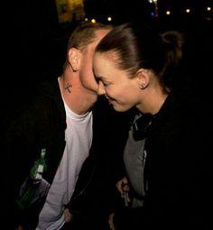 Corey Taylor & Stephanie Luby