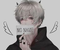 cool names for boys guys ~ cool names for boys _ cool names for boys unique _ cool names for boys guys _ cool names for boys awesome Anime Neko, Evil Anime, Anime Devil, Anime Angel, Kawaii Anime, Manga Anime, Hot Anime Boy, Dark Anime Guys, Cool Anime Guys