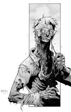Zombie - Ryan Ottley