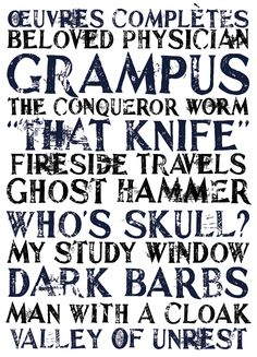 Ebenezer font by Typ