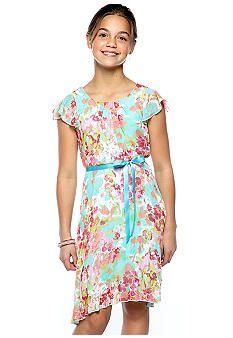 Tween Floral Dresses