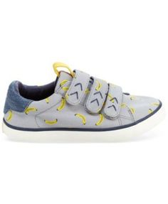 Hanna Andersson Marcus Sneakers, Toddler, Little Boys (4.5-3) & Big Boys (3.5-7) - Gray 10
