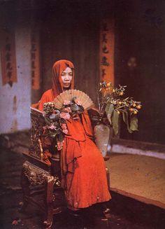 Индокитай начала 20-го века (40 фото)
