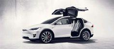 2016 Tesla Model X Photo