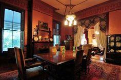 Victorian Dining Room | Victorian Dining Room