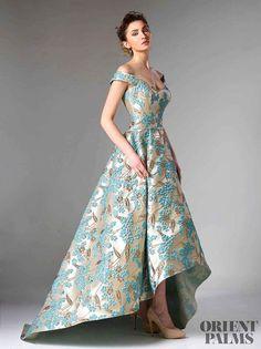 Edward Arsouni «Divina», A-H 2018-2019 - Haute couture