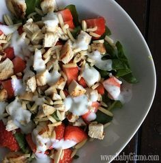 A great, healthy lunch idea that fits perfectly with the 21 Day Fix program.
