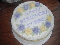 Cake for my grandson's birthday.